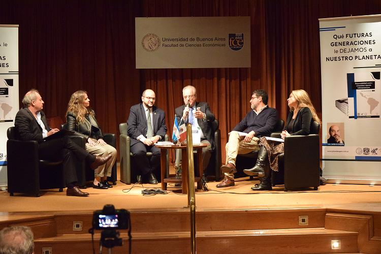 Presentación Del Libro Responsabilidad Social Y Universidad, De Julián D'angelo