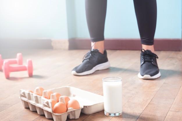 Fitness Alimentacion Proteinas Andrea Miranda Runrun Freepik.es